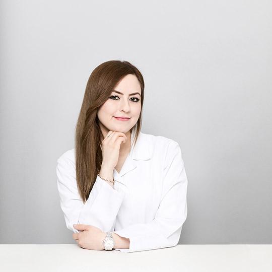 Yussra Hussein