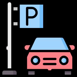 Kundenparkplätze