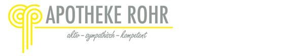 Apotheke Rohr