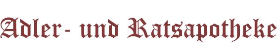 Adler- und Ratsapotheke
