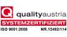 Quality Austria ISO Zertifikat